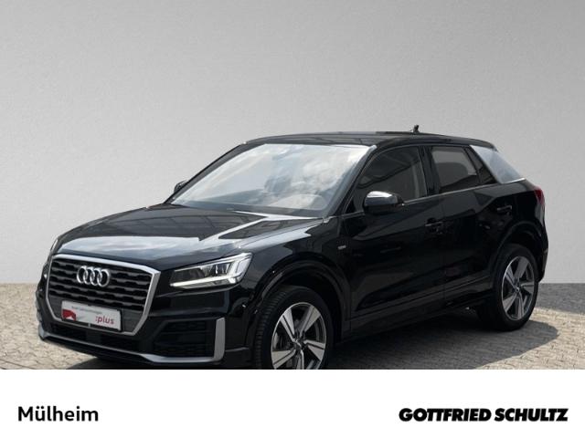 Audi Q2 1.6 TDI S-LINE NAVI MUFU 18 ZOLL SIH EPH LED, Jahr 2017, Diesel