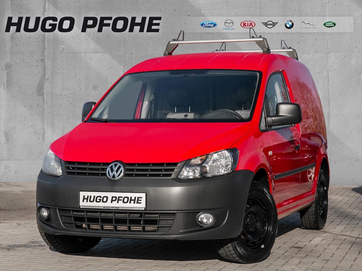 Volkswagen Caddy 1.6 TDI Kasten|Navi|Bluetooth, Jahr 2013, Diesel