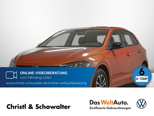Volkswagen Polo IQ.DRIVE 1.0 TSI Navi ACC Parkassistent Klima, Jahr 2019, Benzin