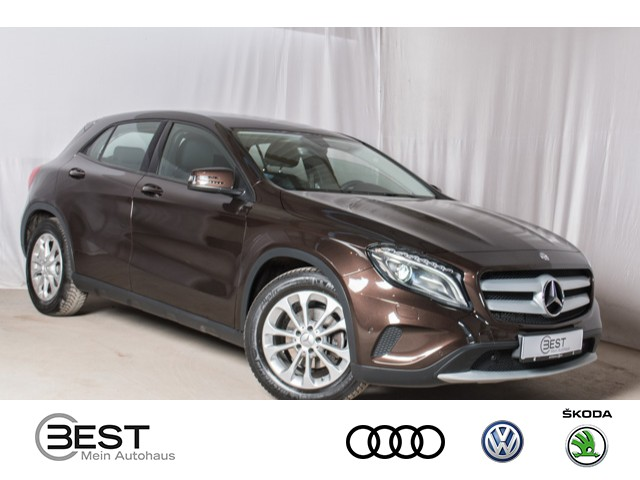 Mercedes-Benz GLA 200 CDI 7G AHK, NAVI, PDC, XENON, Jahr 2014, Diesel
