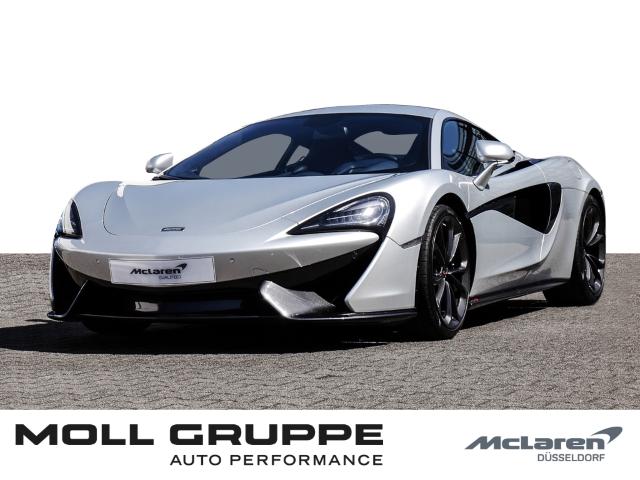 McLaren 570S Coupe Luxury Pack, Sports Exhaust, Carbon, Jahr 2016, Benzin
