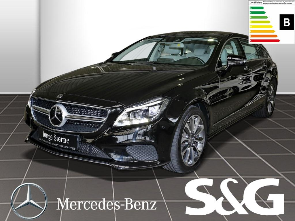 Mercedes-Benz CLS 350 Shooting Brake d 4MATIC R.Kam/Standhzg., Jahr 2016, Diesel