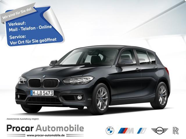 BMW 116d Advantage Navi Business Klimaaut. PDC LM, Jahr 2019, Diesel