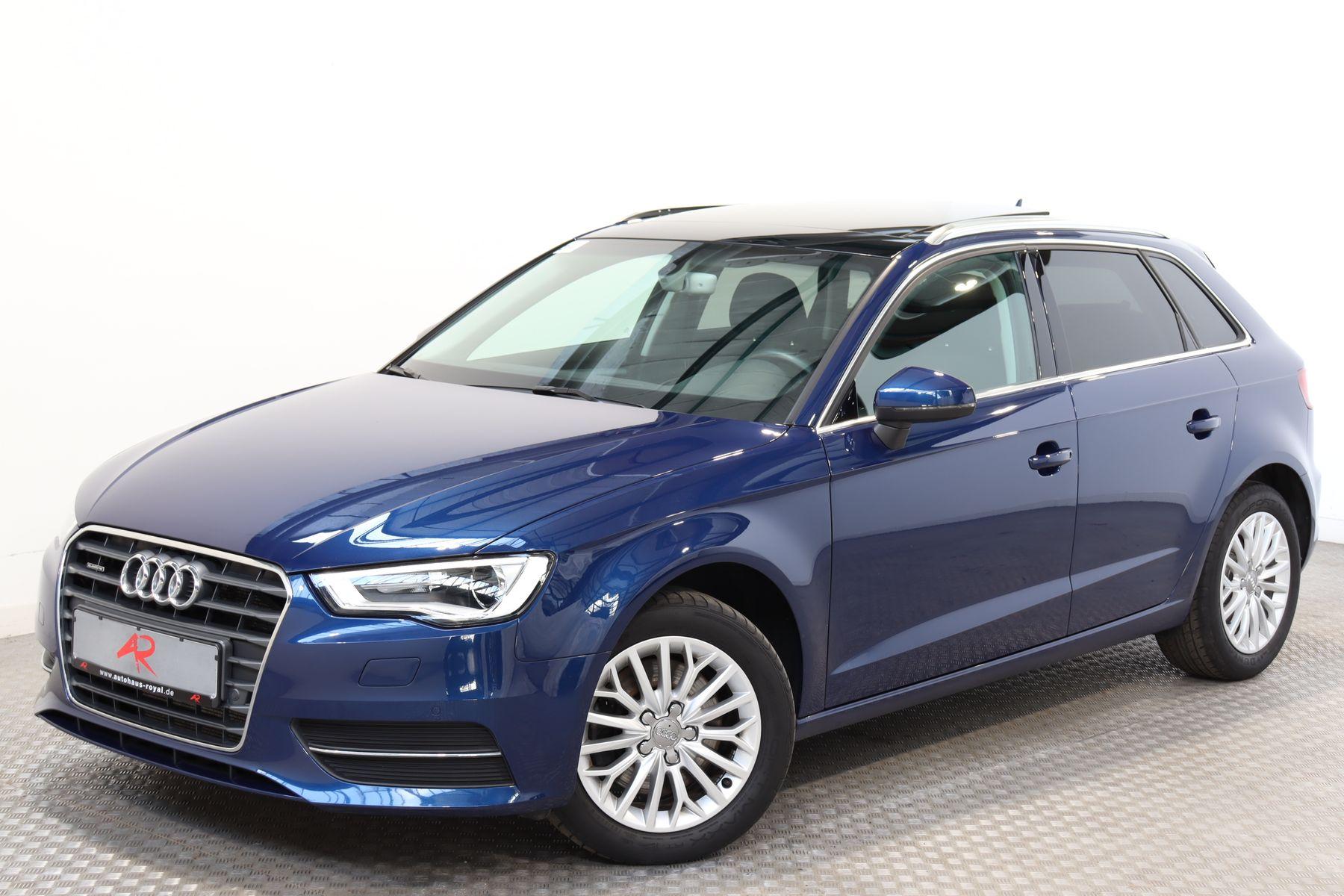 Audi A3 SB 2.0 TDI qu PDC,NAVI,TEMPOMAT,PANO,STANDHZ., Jahr 2016, Diesel
