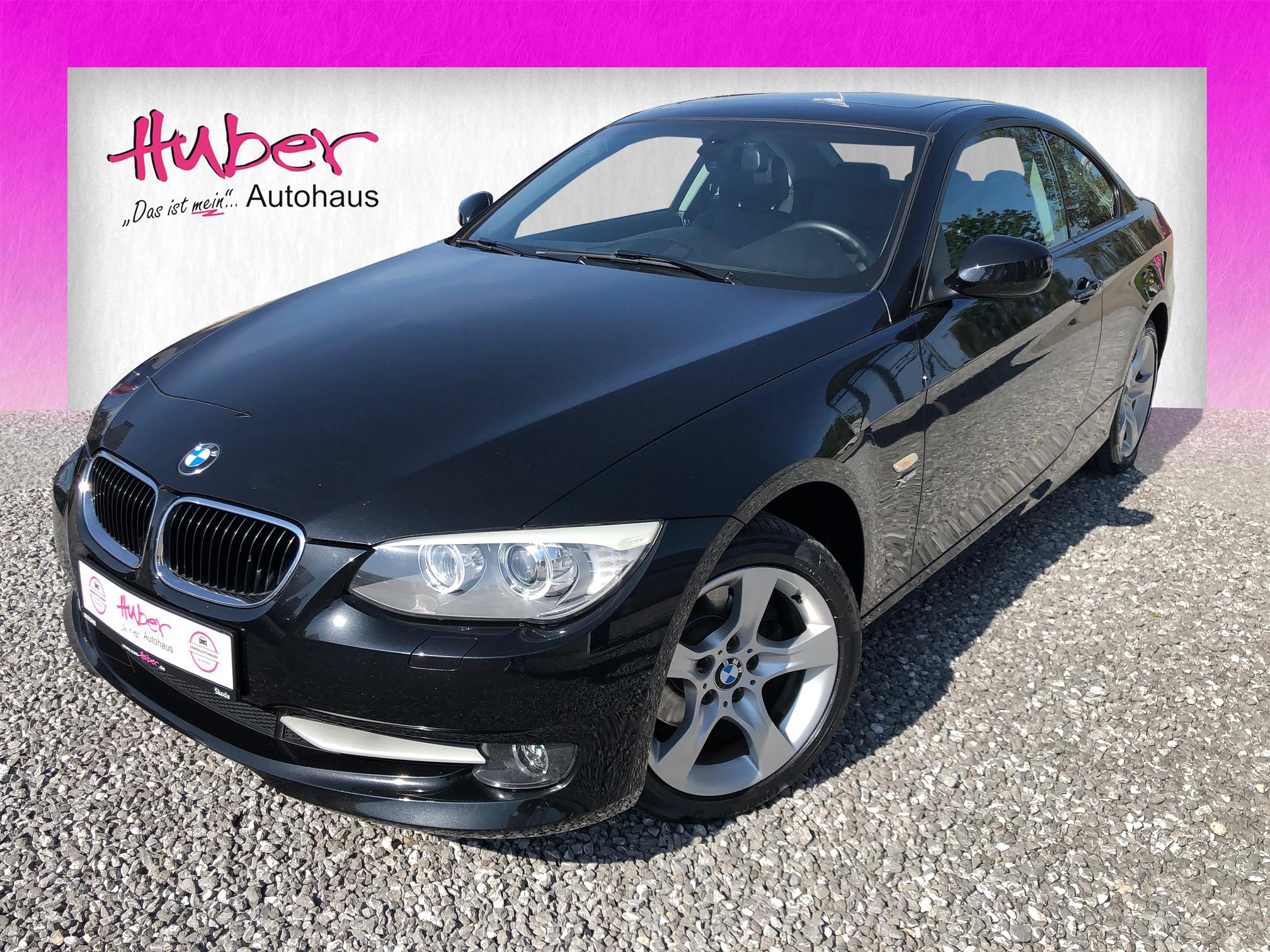 BMW Baureihe 320d Coupe 2.0 xDrive 184PS AT(*XENON*), Jahr 2012, Diesel