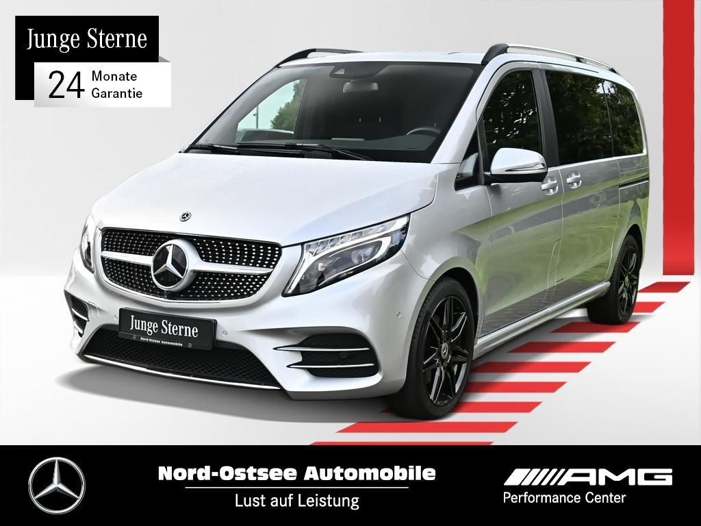 Mercedes-Benz V 220 Edition AMG elektr. Türen LED 3-fach Klim, Jahr 2020, Diesel