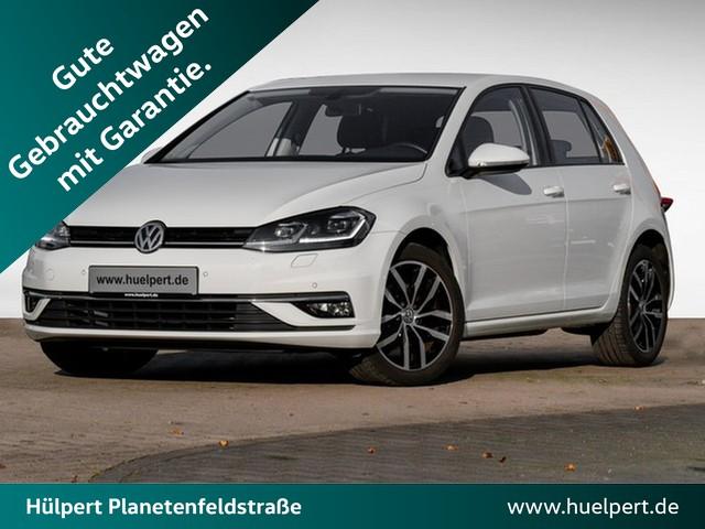Volkswagen Golf 1.4 Highline LED ALU17 PDC SHZ, Jahr 2017, Benzin