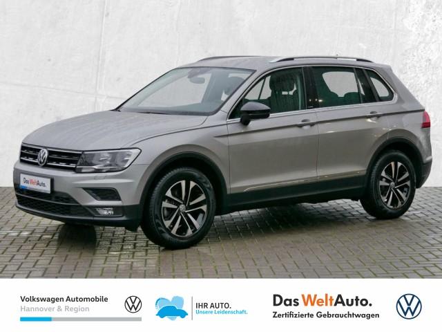 Volkswagen Tiguan 1.5 TSI IQ.DRIVE AHK Navi ACC Sitzhzg, Jahr 2019, Benzin