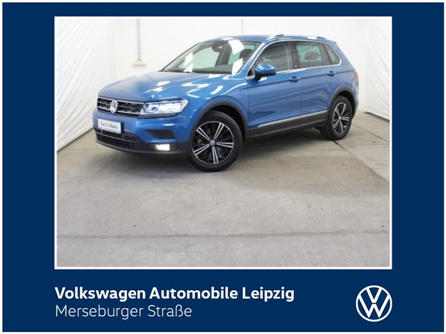 Volkswagen Tiguan 1.4 TSI Sound ACT *LED*ACC*PDC*, Jahr 2017, Benzin