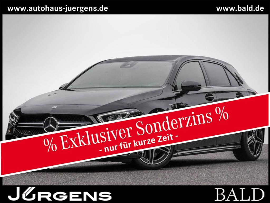 Mercedes-Benz A 35 AMG 4M Navi-Prem/MBUX/LED/Ambiente/Cam/18'', Jahr 2019, Benzin
