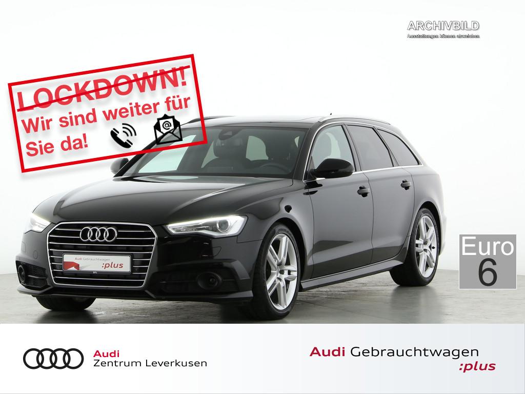 Audi A6 Avant 2.0 ultra, Jahr 2018, Diesel
