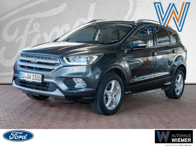 Ford Kuga 1.5l EcoBoost Titanium 4x4 6-Gang-Automatik Navi, Jahr 2019, Benzin