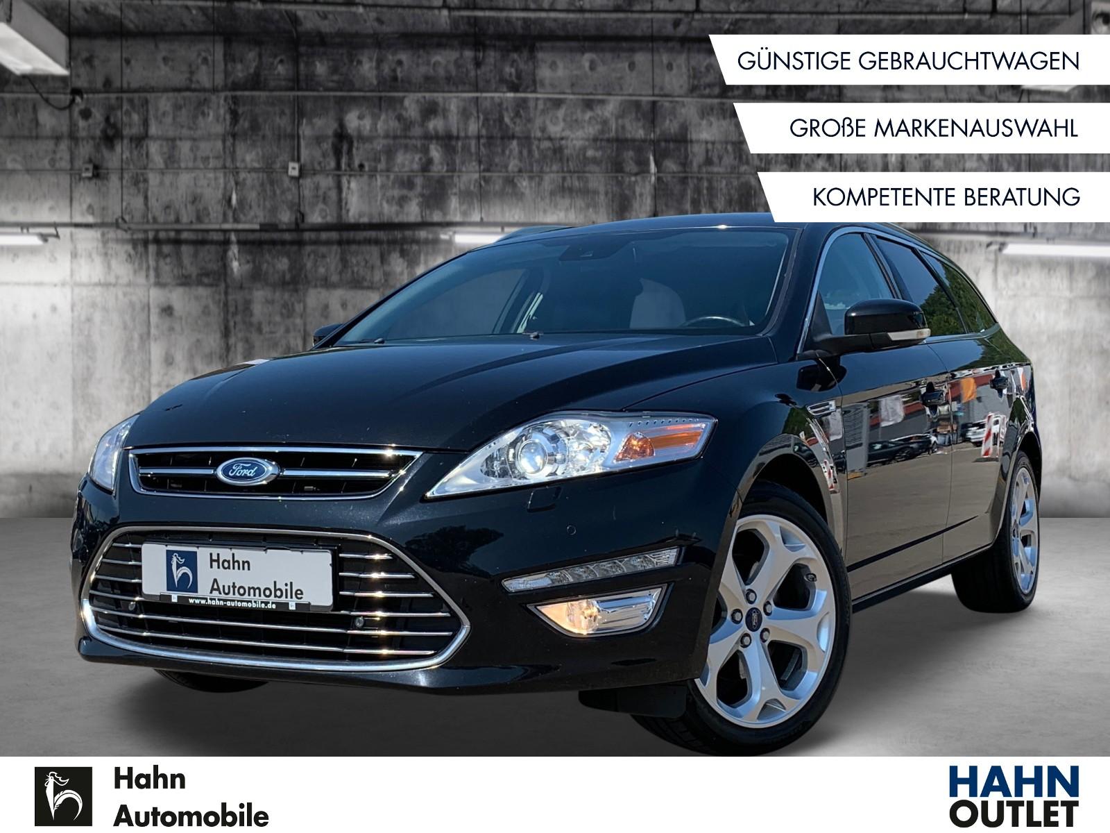Ford Mondeo Turnier 2.0 TDCI Titanium Kamera FSE GRA, Jahr 2014, Diesel