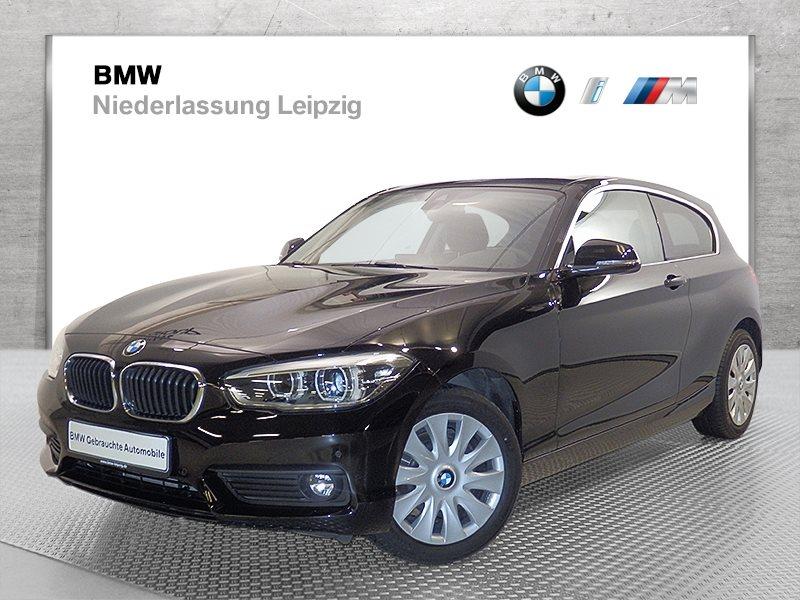 BMW 118i 3-Türer EURO6 Advantage LED Navi Bus. Fl.Ass. Sp.Limit, Jahr 2017, Benzin