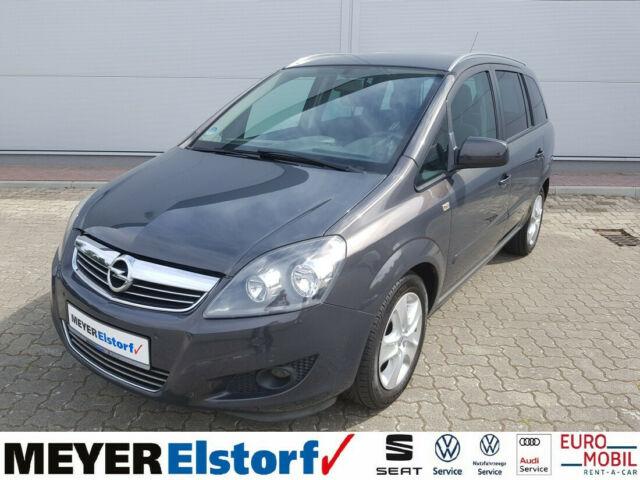 Opel Zafira 1.6 ecoFLEX Family - Einparkhilfe, Jahr 2013, Benzin