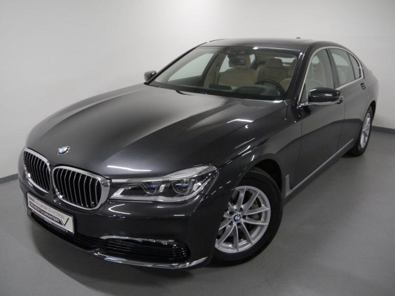 BMW 730d Limousine*Laserlicht*Ferngesteuertes Parken*Head-Up*, Jahr 2016, Diesel