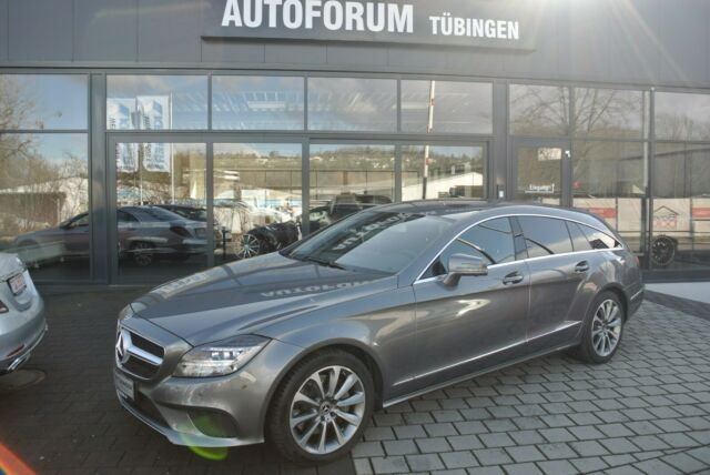 Mercedes-Benz CLS 400 4MATIC Shooting Brake*360°*AIRMATIC*NAVI, Jahr 2017, Benzin