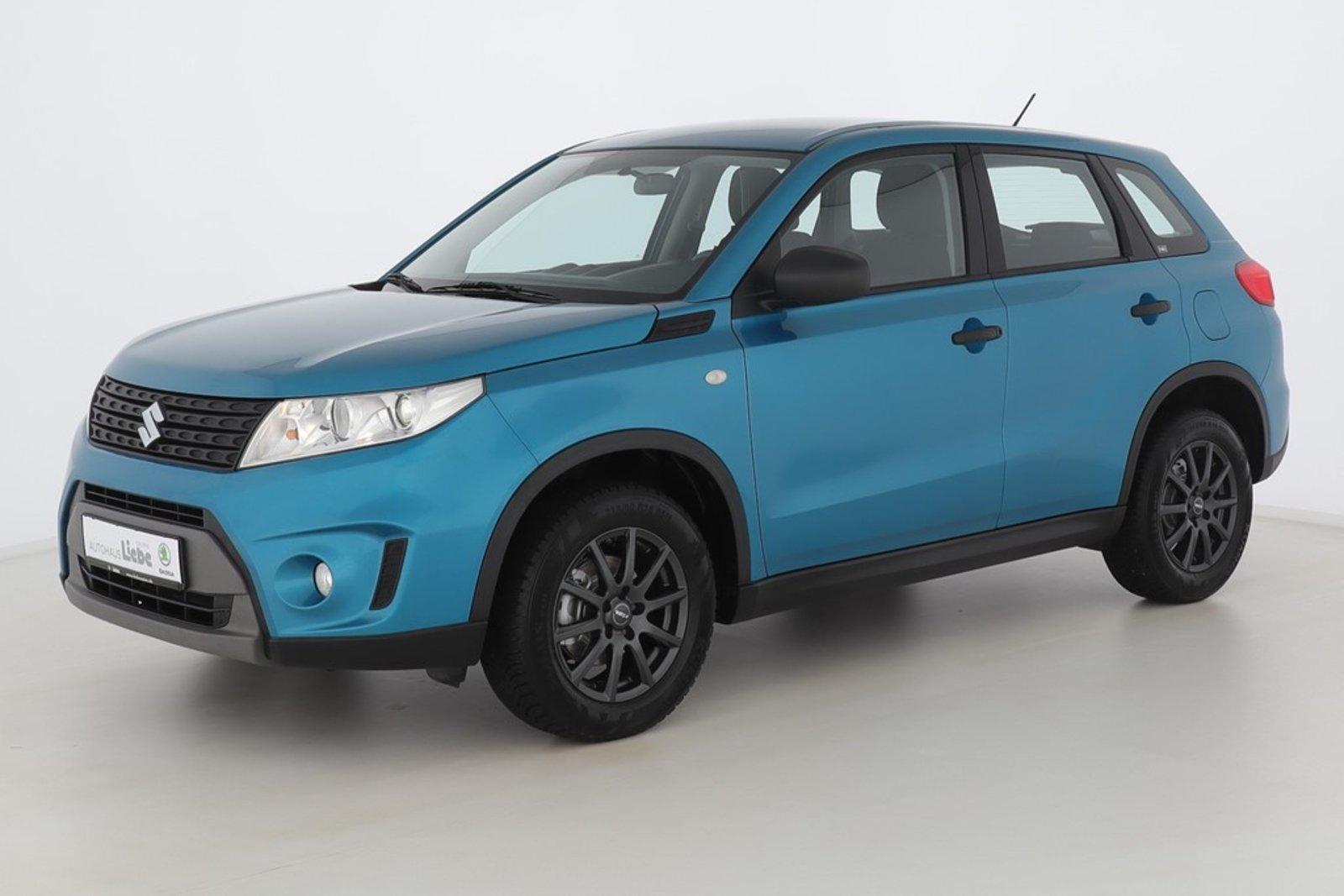 Suzuki VITARA 1.6 CLUB 4X2 KLIMA RADIO CD TAGFAHRLICHT, Jahr 2015, Benzin