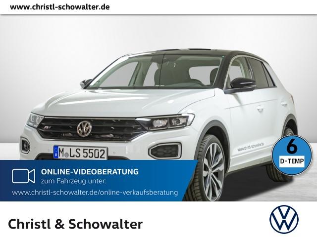 Volkswagen T-Roc R-Line UNITED 1.5 TSI OPF DSG LED Bluetooth, Jahr 2021, Benzin