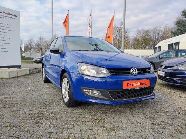 Volkswagen Polo Match 1.2 TSI Klima, ZV, LM, GRA, 4tg. ..., Jahr 2013, Benzin
