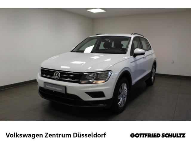 Volkswagen Tiguan 2.0 TDI 4Motion DSG *Navi*AHK*PDC*SHZ*, Jahr 2018, Diesel
