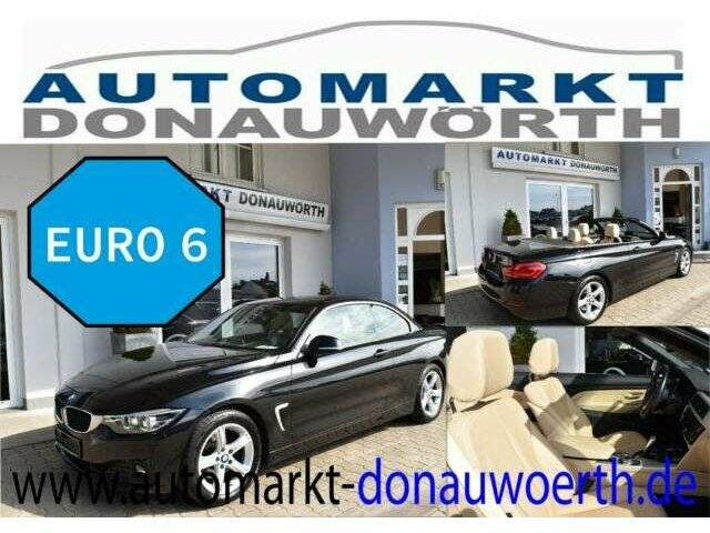 BMW 430 d Cabrio Aut. Advantage Navi PDC Sithzg LED, Jahr 2018, Diesel
