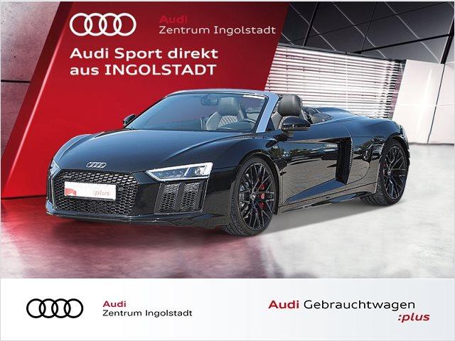 Audi R8 Spyder V10 5.2 FSI LASER B&O Sport-AGA 20, Jahr 2017, Benzin
