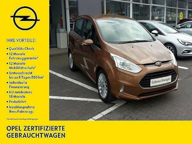 Ford B-Max 1.0 EcoBoost Start/Stop Titanium, Jahr 2013, Benzin