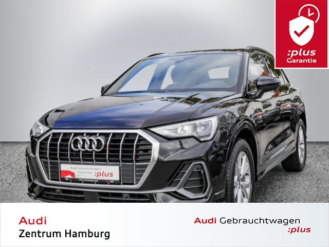 Audi Q3 35 TFSI S line 6-Gang NAVI VIRTUAL LED, Jahr 2019, Benzin