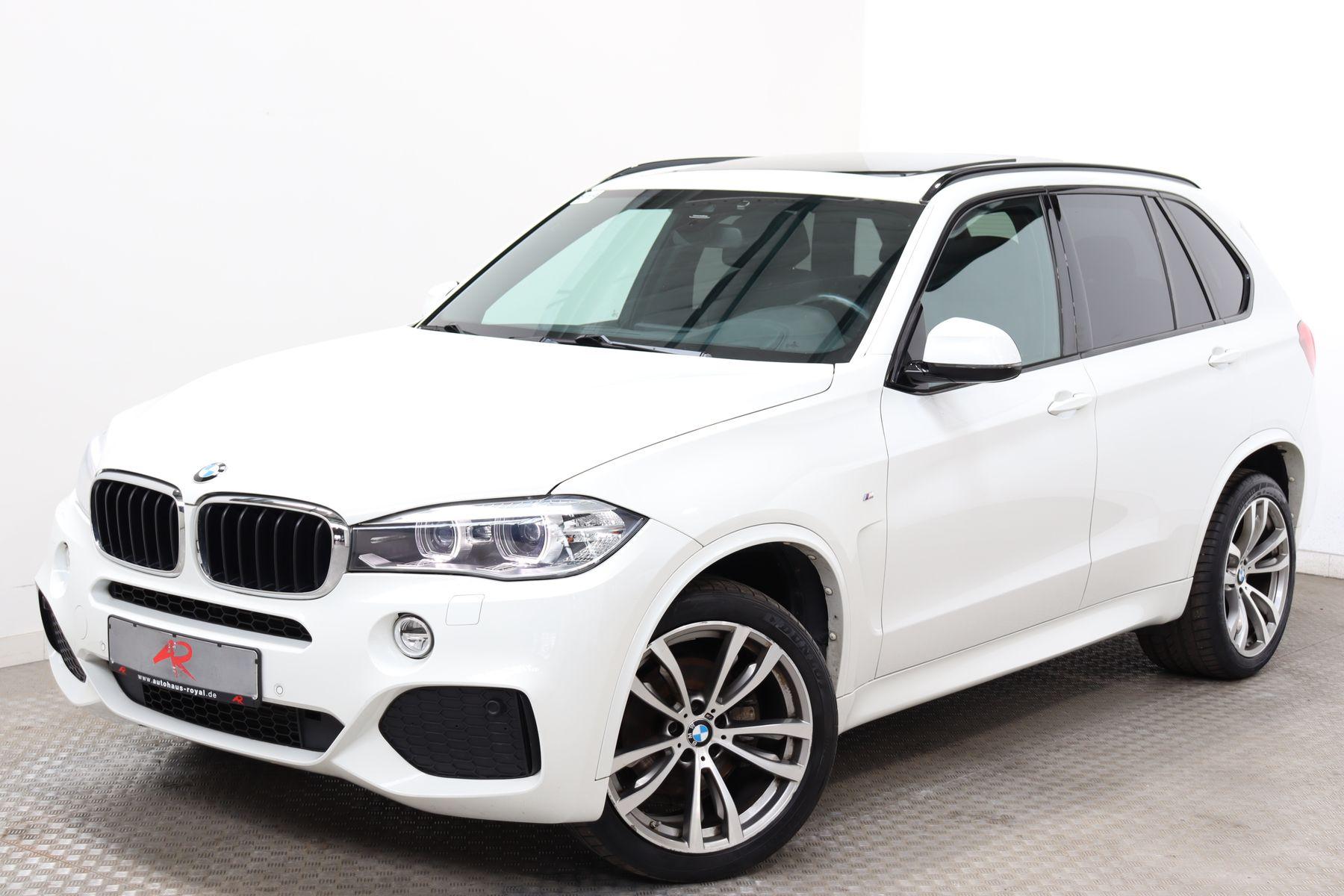 BMW X5 xDrive30d SAG M SPORT HUD,MEMORY,20Z,HARMAN/K, Jahr 2014, Diesel