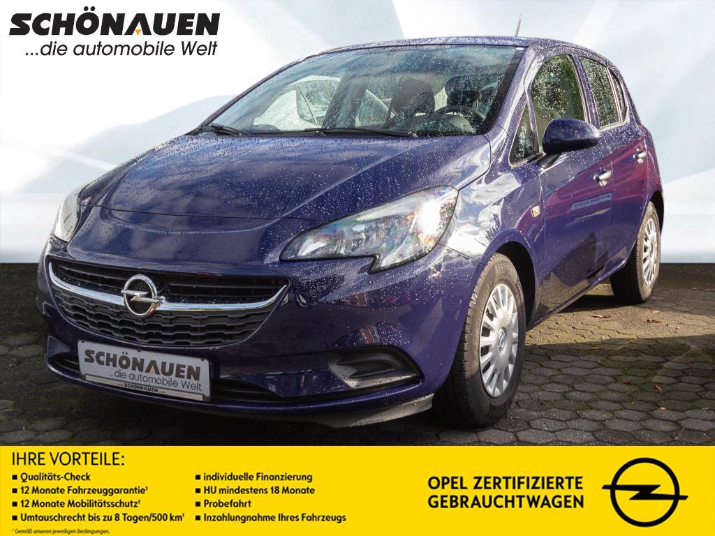 Opel Corsa 1.2 SELECTION+COOL&SOUND+KLIMA+RADIO+CITY+, Jahr 2017, Benzin