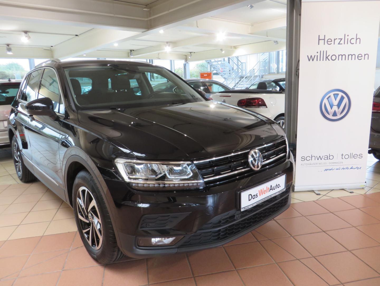 Volkswagen Tiguan Comfortline 2.0TDI SCR BMT Join, Jahr 2019, Diesel
