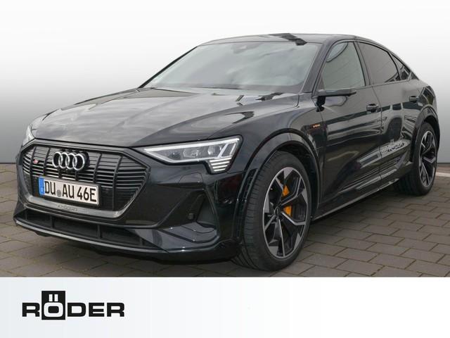 Audi e-tron S Sportback Navi, Jahr 2021, Benzin