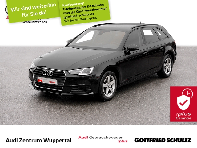 Audi A4 Avant 2.0TDI HUD VIRTUAL CONNECT DAB NAV SHZ PD Attraction, Jahr 2017, Diesel