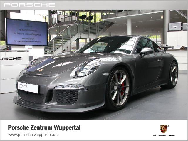 Porsche 911 991 GT3 Hinterachslenkung Clubsportpaket SportChrono Paket PDLS, Jahr 2014, Benzin