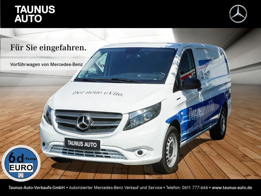 Mercedes-Benz eVito 111 Kasten Lang R.Kamera Sitzhzg, Jahr 2019, Elektro