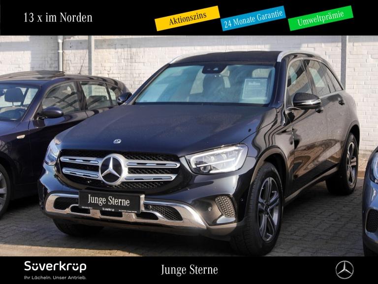 Mercedes-Benz GLC 200 d 4M LED/AHK/Kamera/PDC, Jahr 2019, Diesel