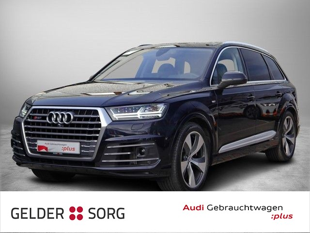 Audi SQ7 4.0 TDI Fahw.Paket adv.*TV*7Sitzer*RSE, Jahr 2016, Diesel