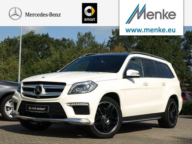 Mercedes-Benz GL 350 BT 4M AMG Designo,360,Distro,Sitzklima, Jahr 2015, diesel