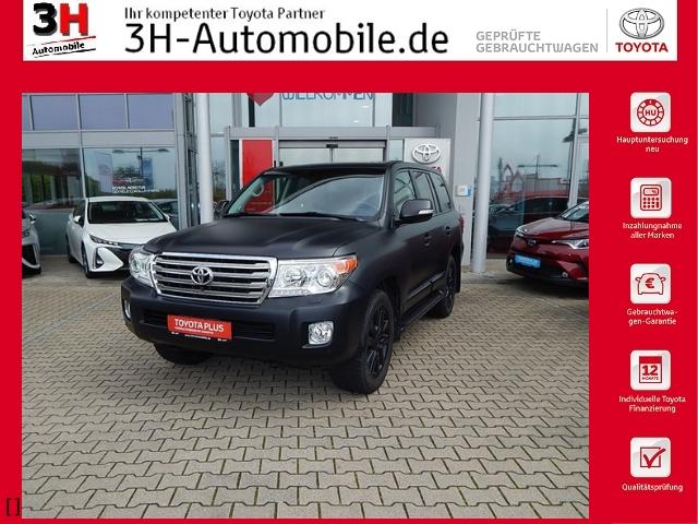 Toyota Land Cruiser 4,5 D-4D V8*Klima*Alu*Navi*7-Sitze, Jahr 2016, diesel