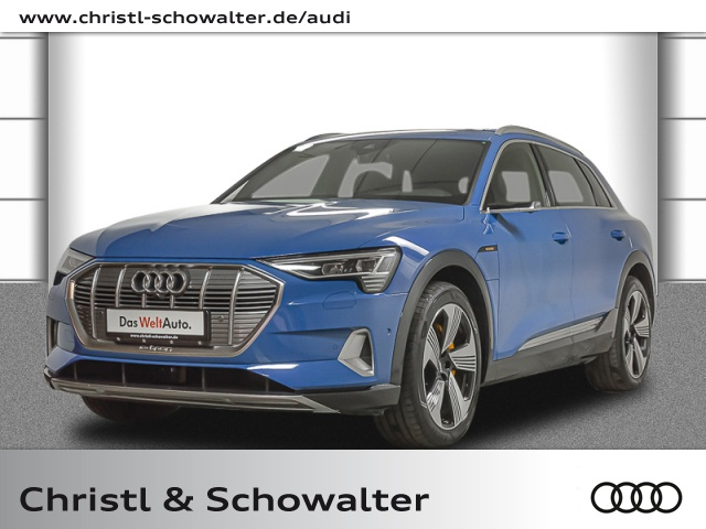 Audi e-tron advanced 55 quattro Launch Edition Navi LED, Jahr 2019, Elektro