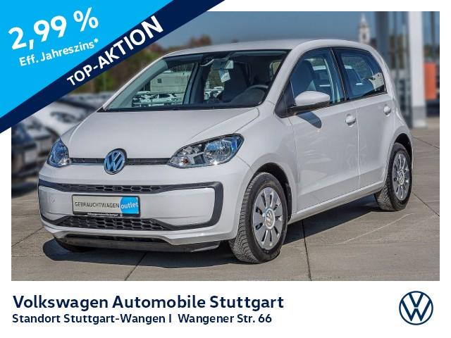 Volkswagen up! 1.0 move up! PDC Klima GRA Bluetooth, Jahr 2016, Benzin