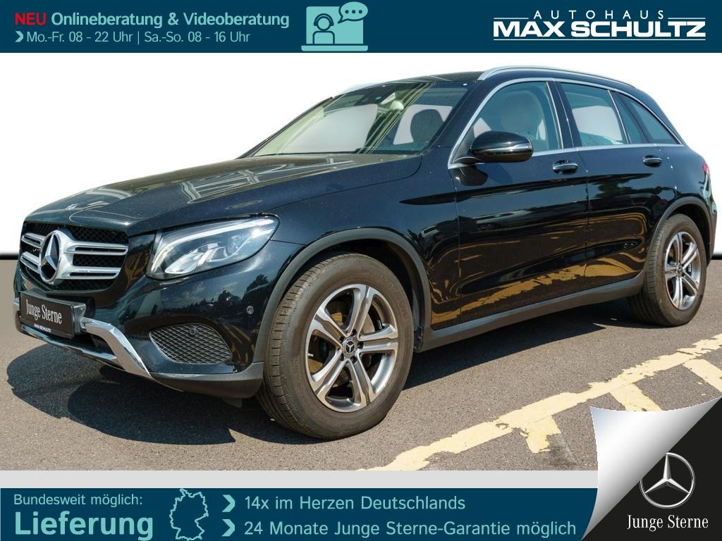 Mercedes-Benz GLC 220 d 4MATIC Spur-P.*LED*Kamera*Keyless*Navi, Jahr 2017, Diesel