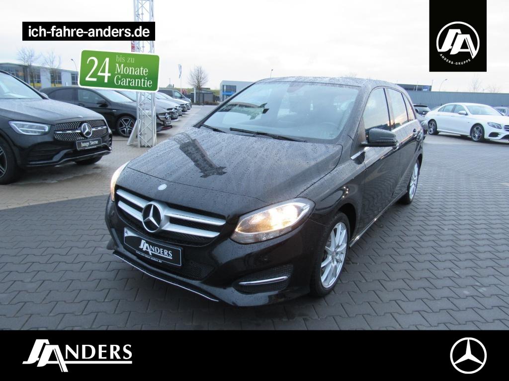 Mercedes-Benz B 200 CDI Urban+EUR6+AHK+Navi+PDC+Sitzhz., Jahr 2015, Diesel