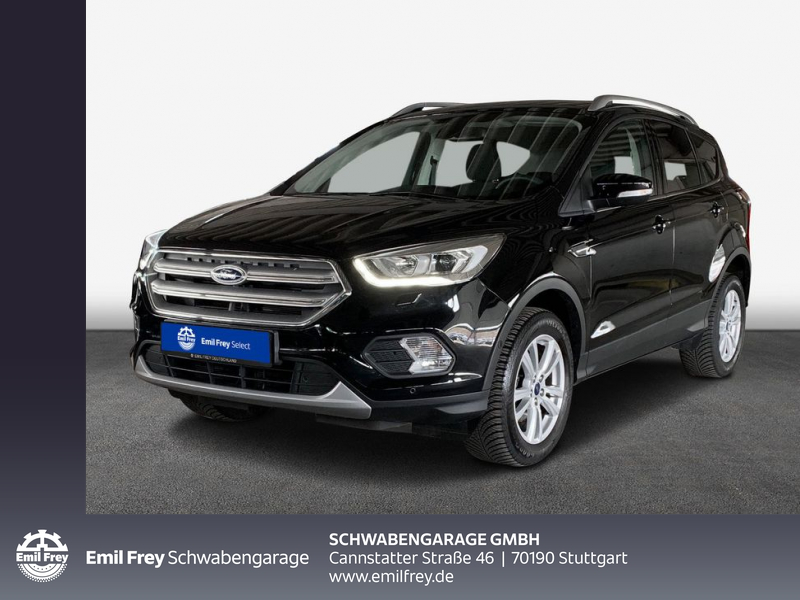 Ford Kuga 1.5 EcoBoost 2x4 Cool & Connect PDC Winter-Paket, Jahr 2019, Benzin