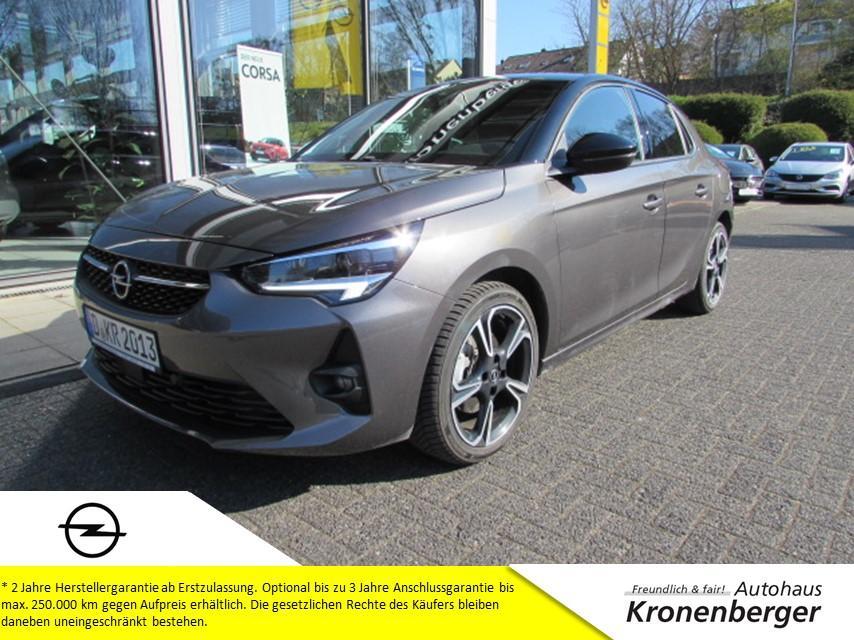 Opel Corsa F 1.2 GS Line Navi Rückfahrkamera DAB+, Jahr 2020, Benzin