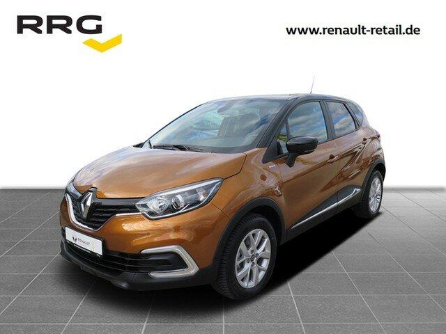 Renault Captur TCe 130 GPF Limited Deluxe wenig km!!!, Jahr 2019, Benzin