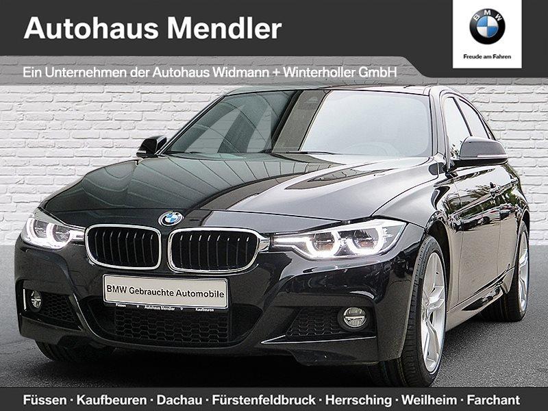 BMW 340i xDrive Limousine M Sportpaket HK HiFi LED, Jahr 2015, petrol