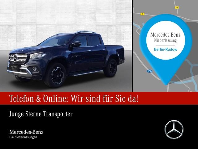 Mercedes-Benz X 350 d 4Matic Power Edition Diebstahlschutz, Jahr 2019, Diesel