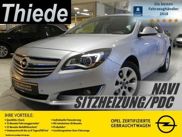 Opel Insignia 1.4 INNOV. 5t SHZ/NAVI/PDC/KLIMA/TEMP, Jahr 2014, Benzin